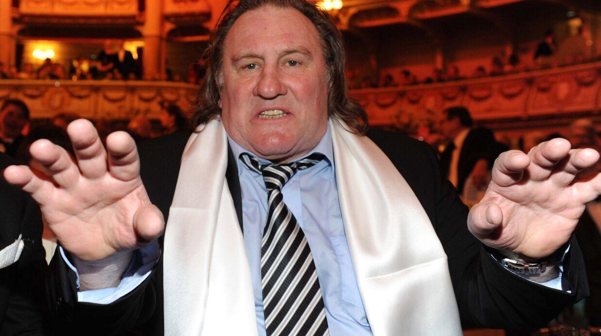 Gérard Depardieu déclare avoir mangé du lion