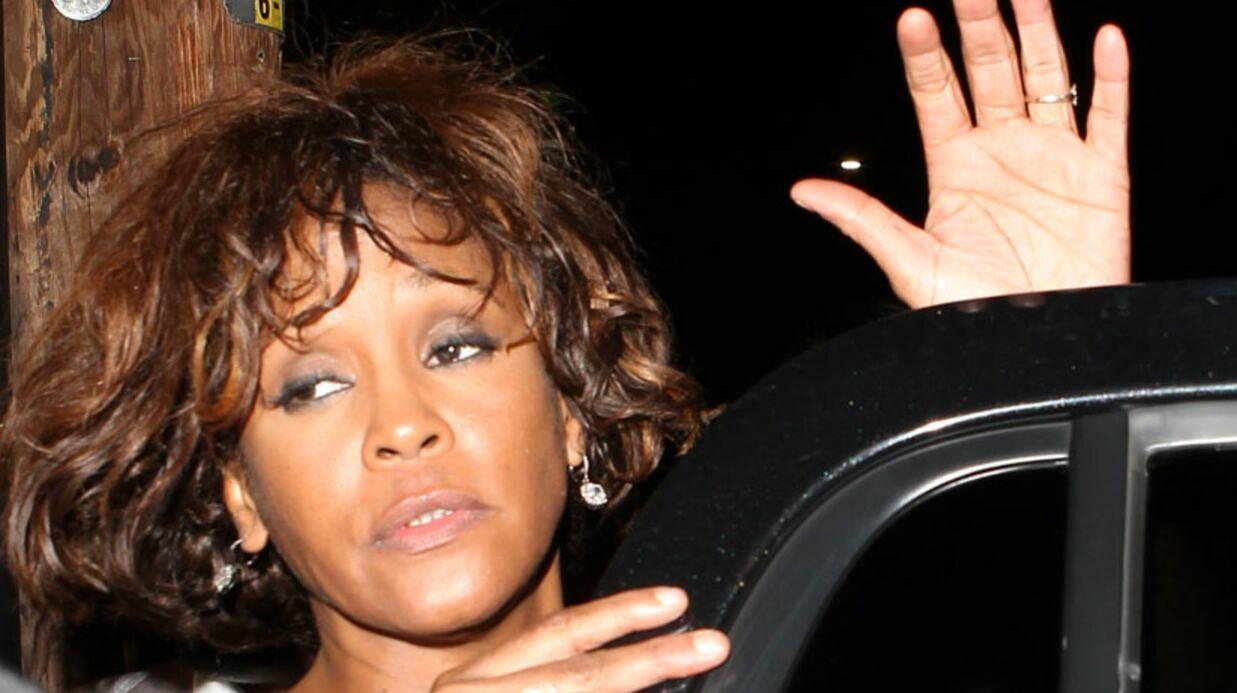 PHOTOS: la dernière apparition publique de Whitney Houston