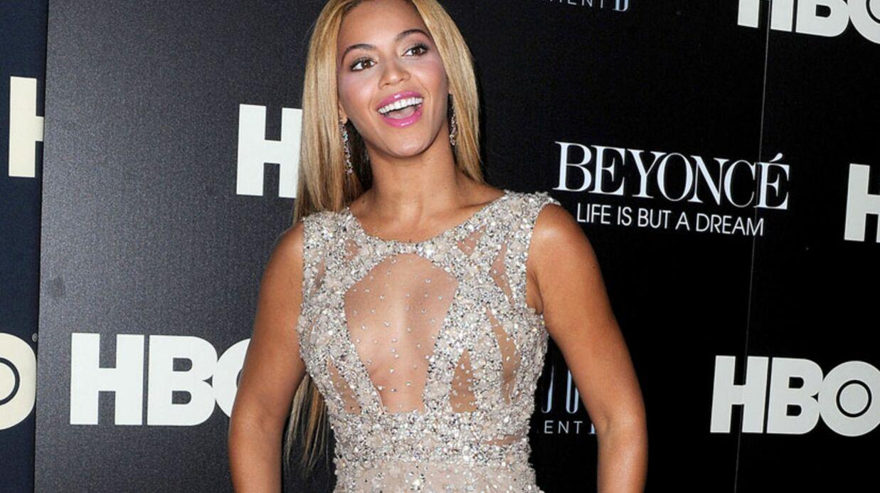 DIAPO Beyoncé très sexy pour l'avant-première de son documentaire
