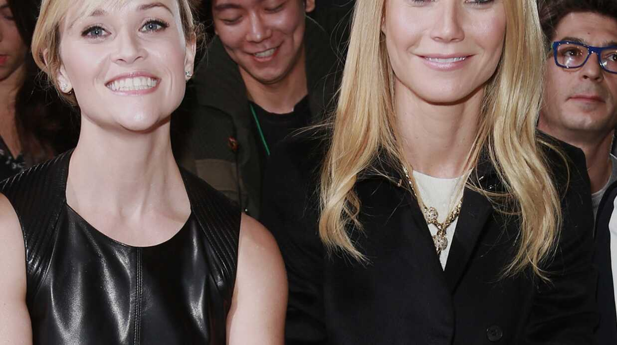 PHOTO Adèle Exar­cho­pou­los : son selfie avec Gwyneth Paltrow