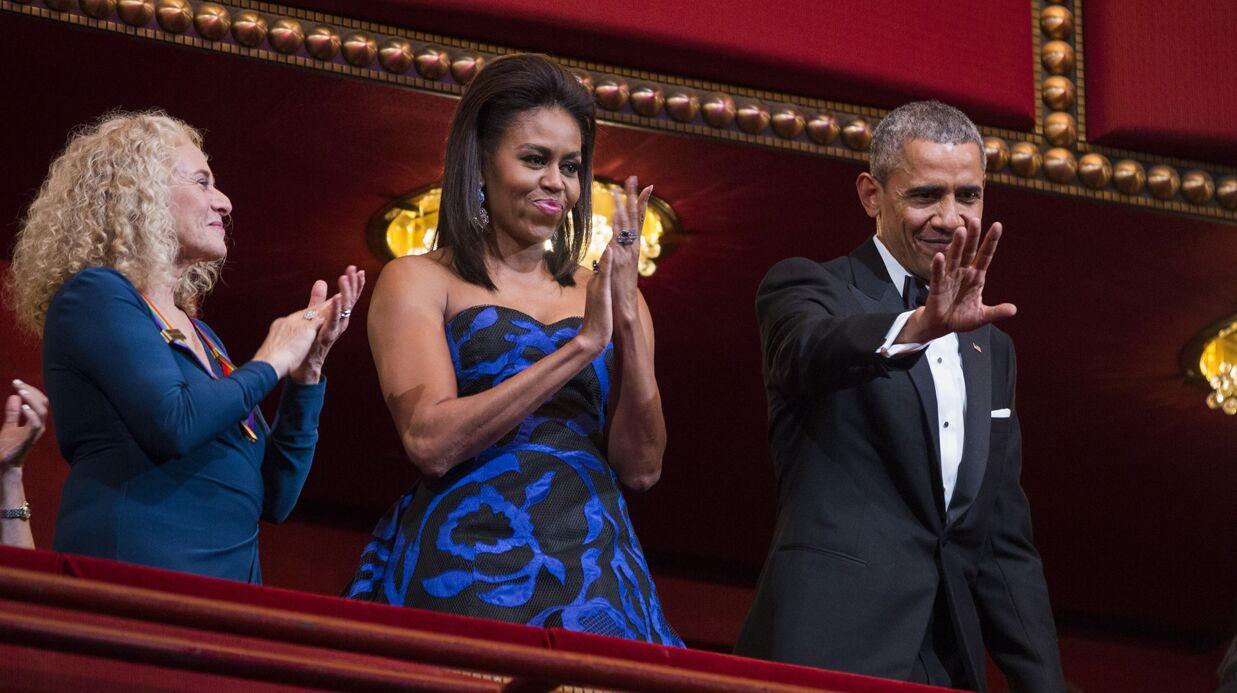 Barack Obama explique pourquoi il ne se dispute jamais avec sa femme