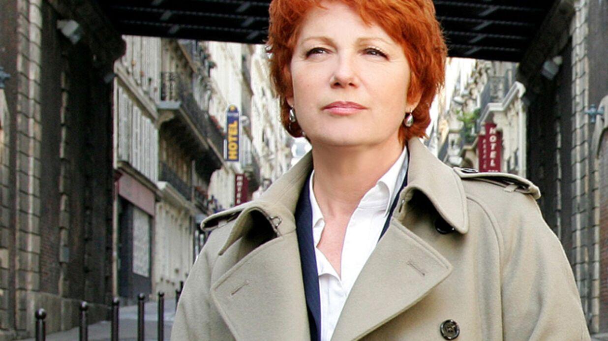 Véronique Genest heureuse d'en finir enfin avec Julie Lescaut
