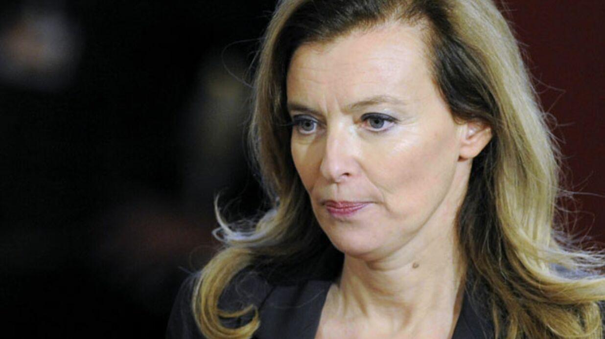 Valérie Trierweiler reste finalement hospitalisée pour une durée indéterminée