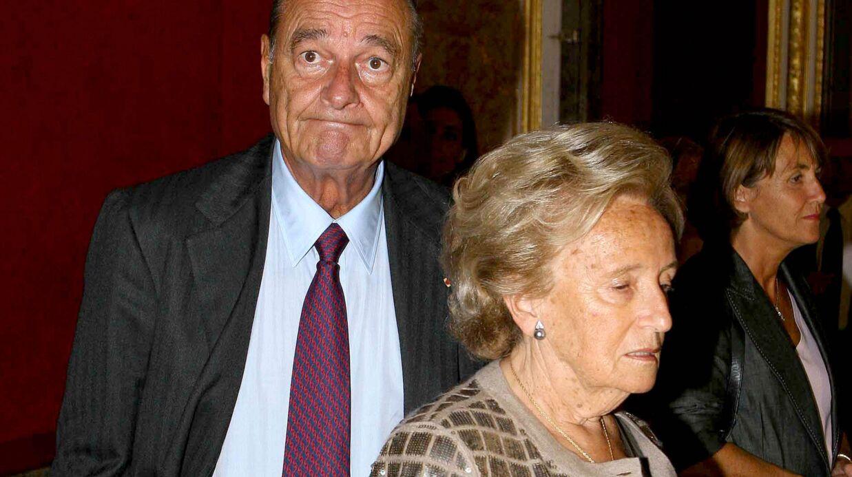 La vengeance de Bernadette qui a fait pleurer Jacques Chirac