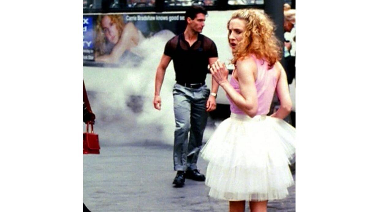 Sex and the City: le prix du tutu mythique de Sarah Jessica Parker va vous étonner