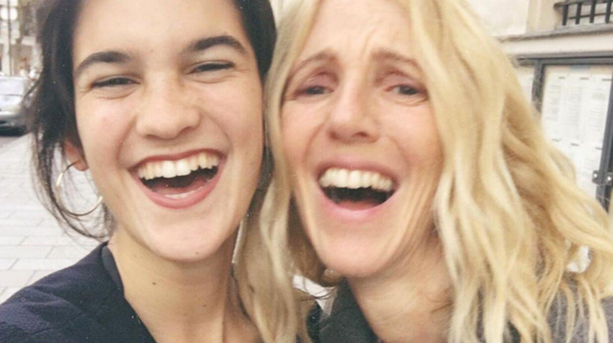 PHOTO Suzanne, la fille de Sandrine Kiberlain et Vincent Lindon, donne tout pour Vogue