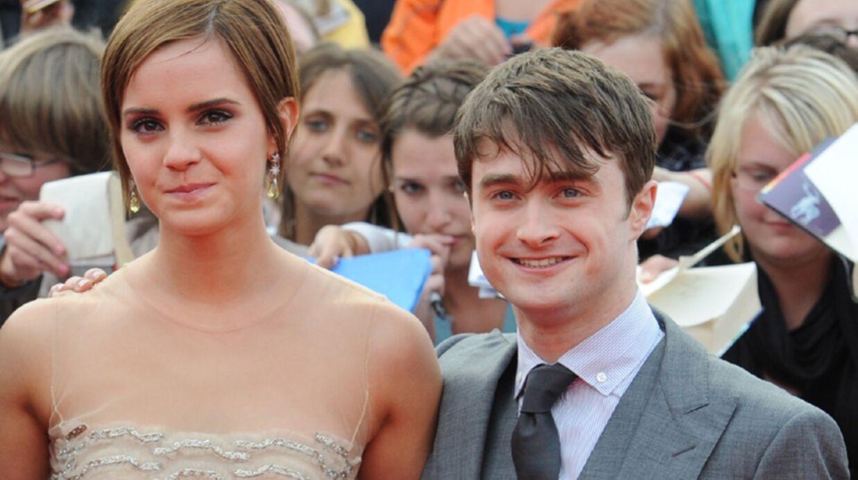 Emma Watson ignorait tout de l'alcoolisme de Daniel Radcliffe
