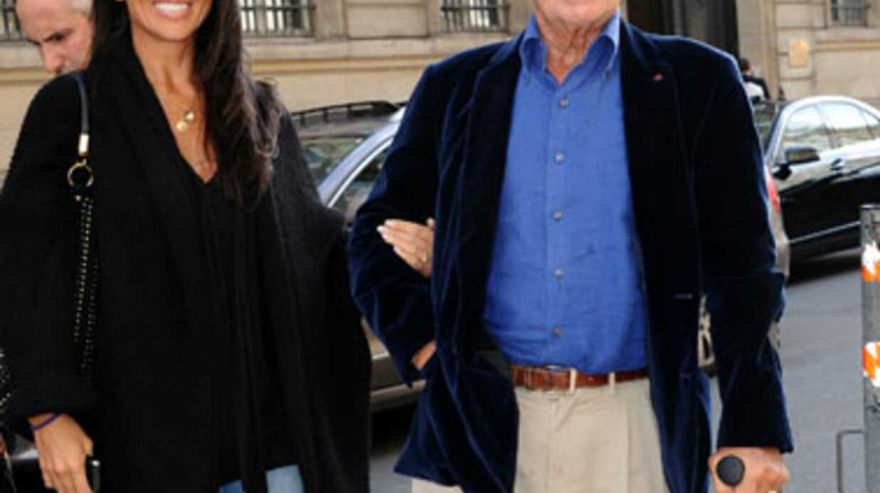 Jean-Paul Belmondo obtient la garde de sa fille (pour les vacances)