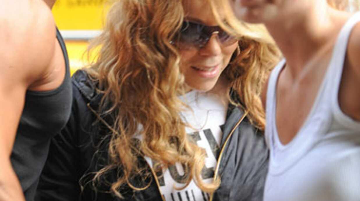 Mariah Carey a retrouvé la ligne d'avant sa grossesse
