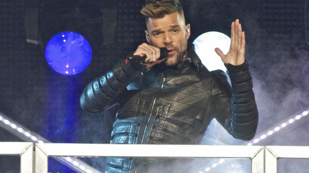 Ricky Martin menacé de mort sur Twitter