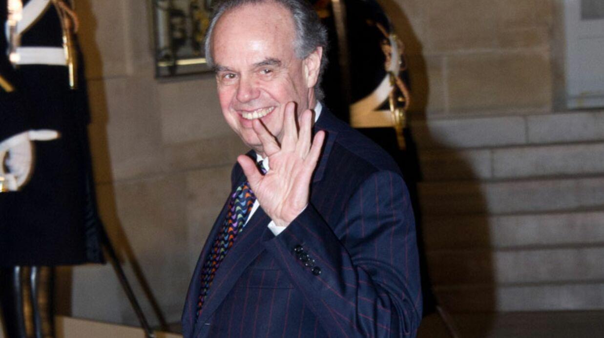 Frédéric Mitterrand (presque) abstinent quand il était ministre
