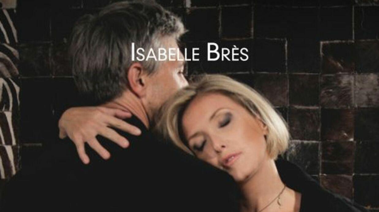 Isabelle Brès en petite culotte pour vendre son livre