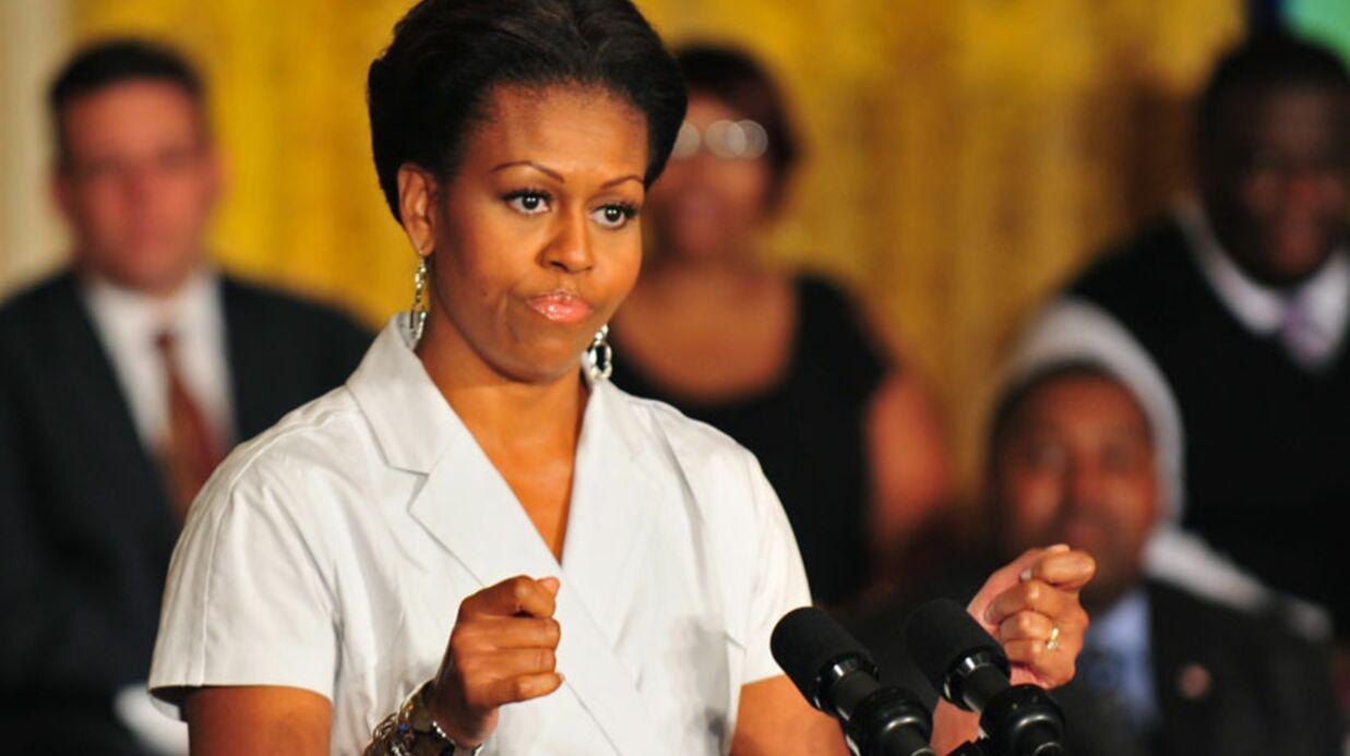 Michelle Obama: un membre de son escorte voulait la tuer