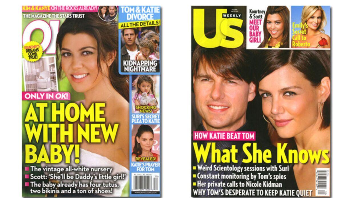 En direct des US: Tout sur le divorce TomKat