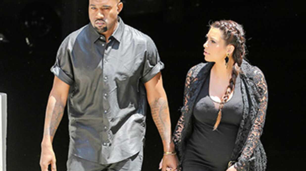 Kim Kardashian conseille aux femmes enceintes de se cacher
