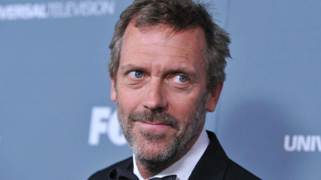 Hugh Laurie jouera un méchant dans le remake de Robocop ... Hugh Laurie 2012