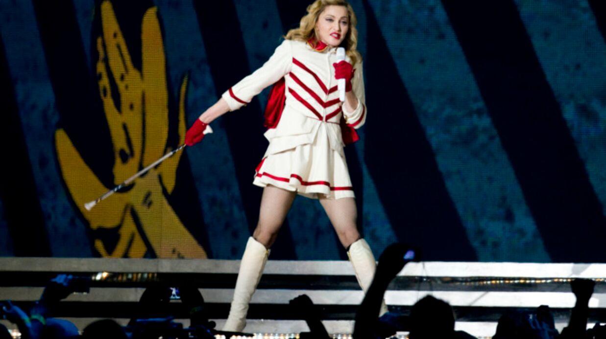 Madonna calme le jeu avec Marine Le Pen