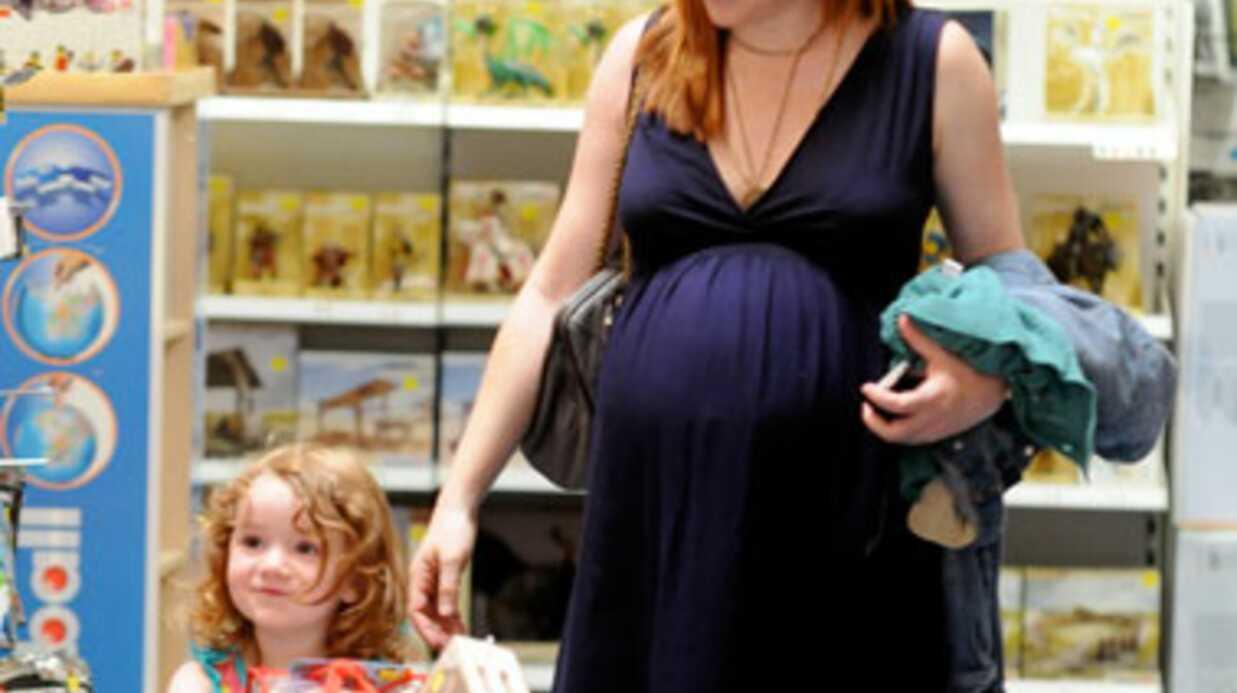 Alyson Hannigan (How I Met Your Mother) de nouveau maman