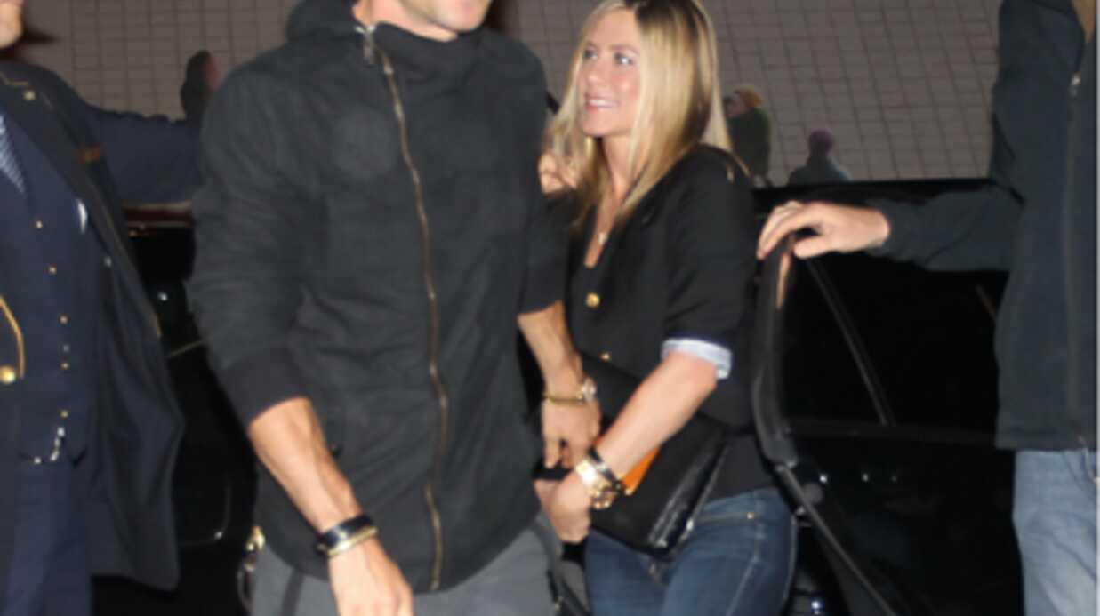 PHOTOS Jennifer Aniston: son homme est comblé