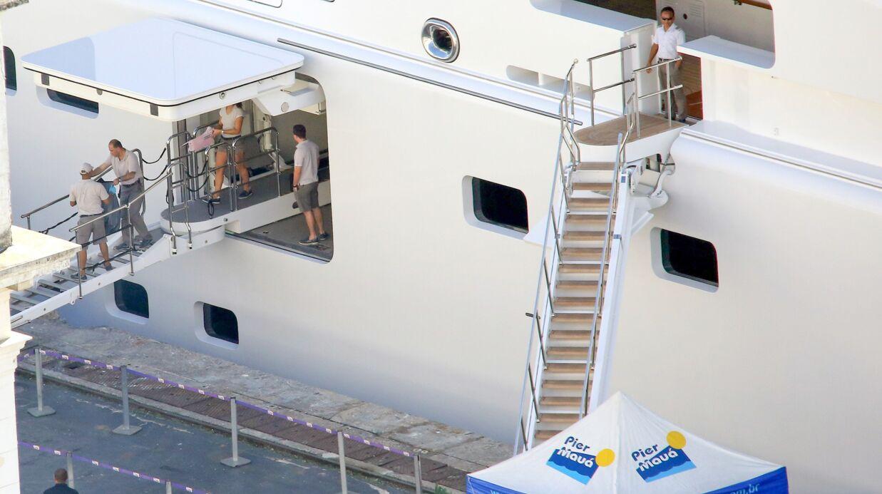PHOTOS Leonardo DiCaprio: découvrez son yacht ultra luxueux pour la coupe du monde