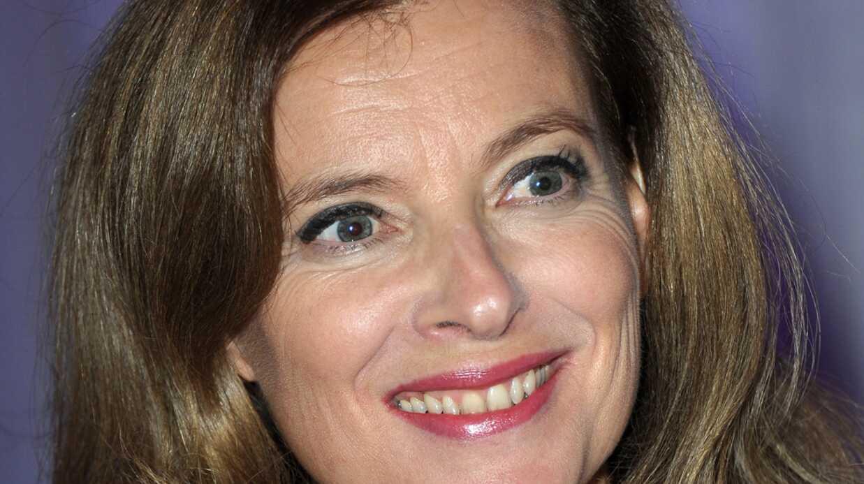 Valérie Trierweiler révèle qu'avec François Hollande «les choses s'apaisent»