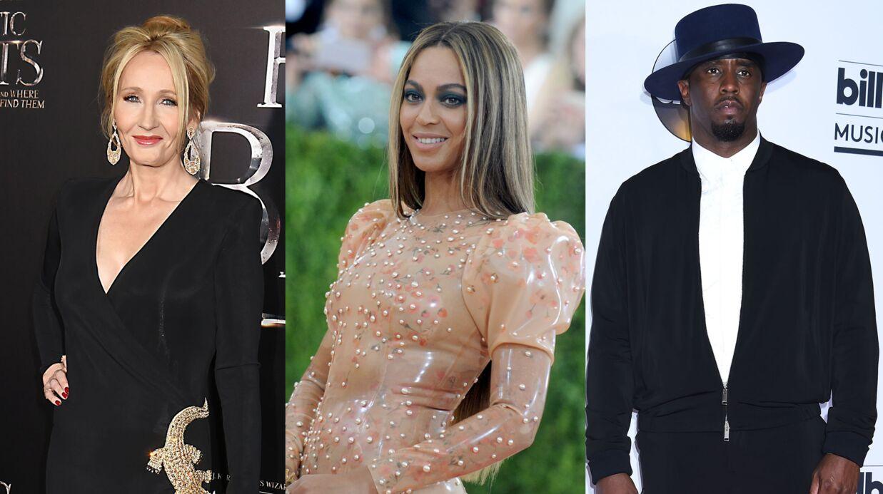 Classement Forbes 2017: qui sont les stars les plus riches?