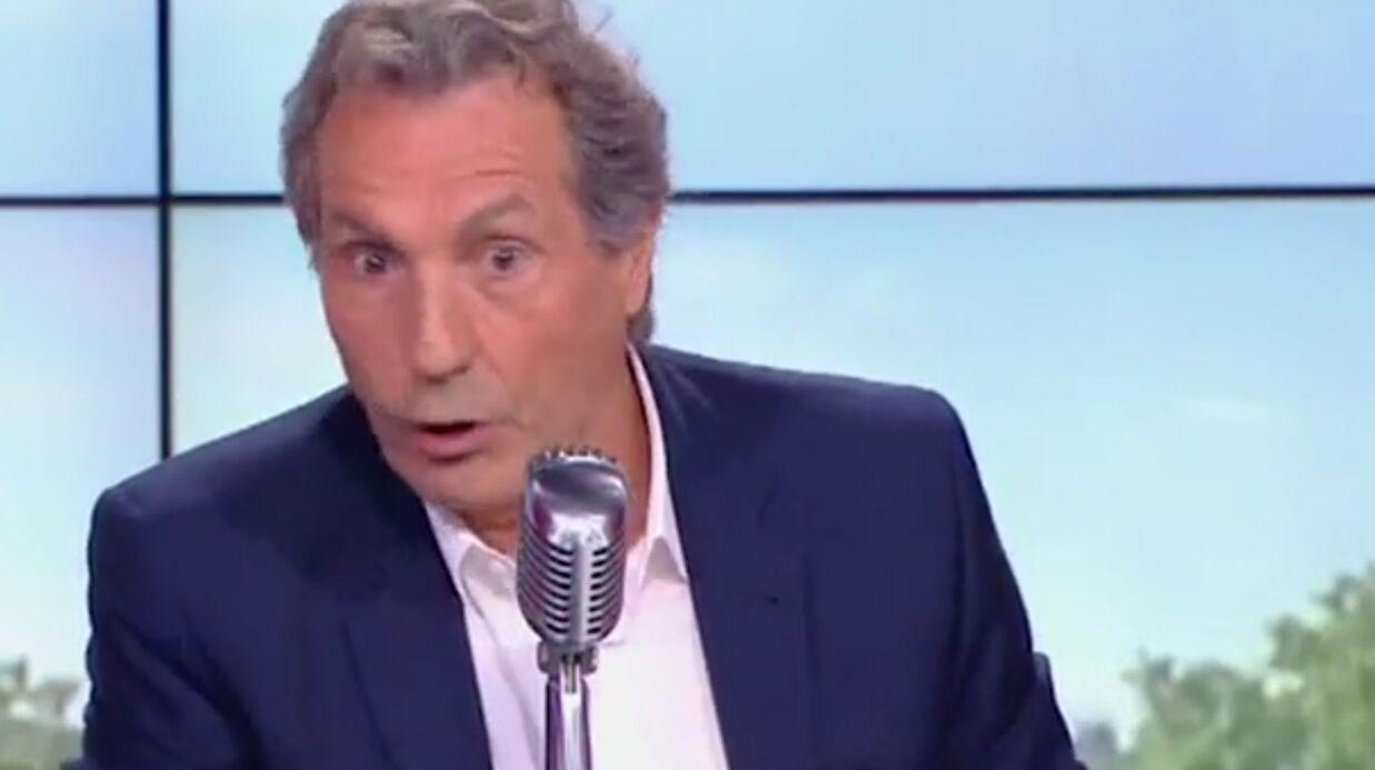 A bout, Jean-Jacques Bourdin craque en direct et annonce qu'il n'est pas sûr de rester sur RMC