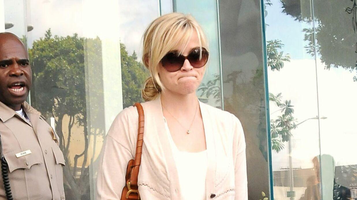 Reese Whiterspoon: son père est accusé de bigamie