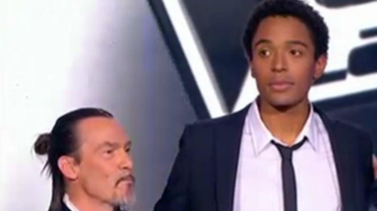 The Voice: Stéphan Rizon élu plus belle voix de France