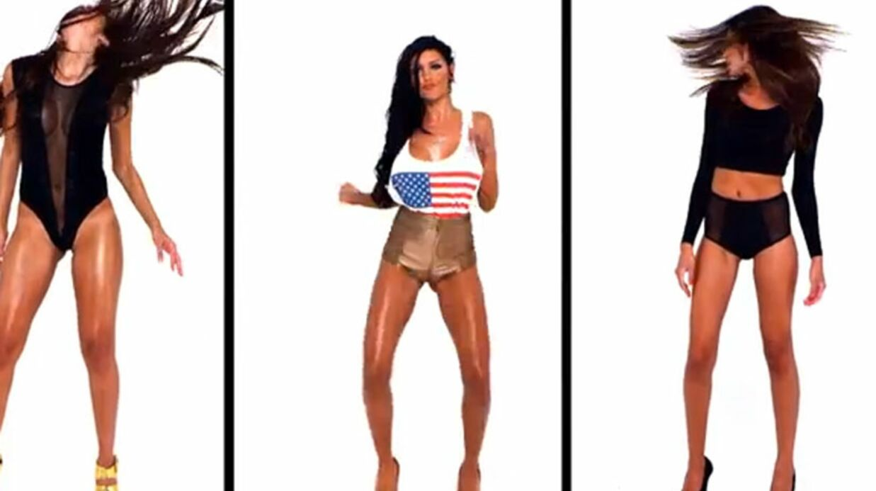 VIDEO Nabilla super sexy dans le dernier clip de Make the girl dance