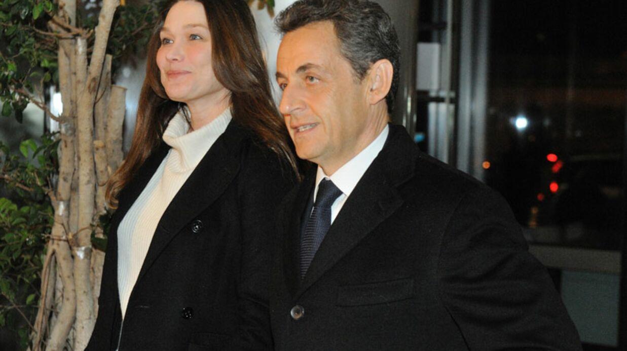 Carla Bruni: sa fille Giulia fait enfin ses nuits!