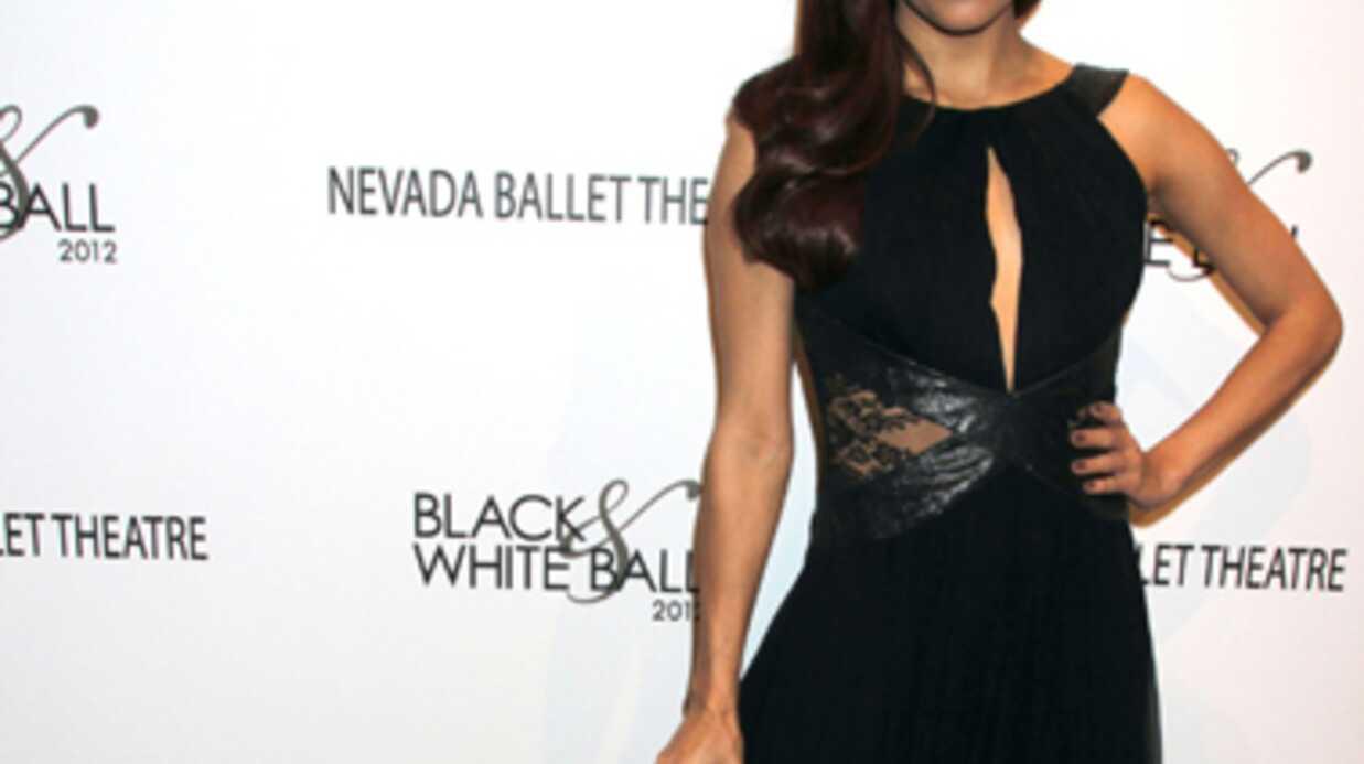 Eva Longoria blessée sur le tournage de Desperate Housewives