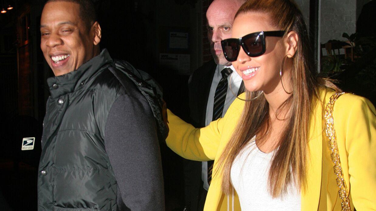 Baskets ou ballerines pour la fille de Beyoncé?