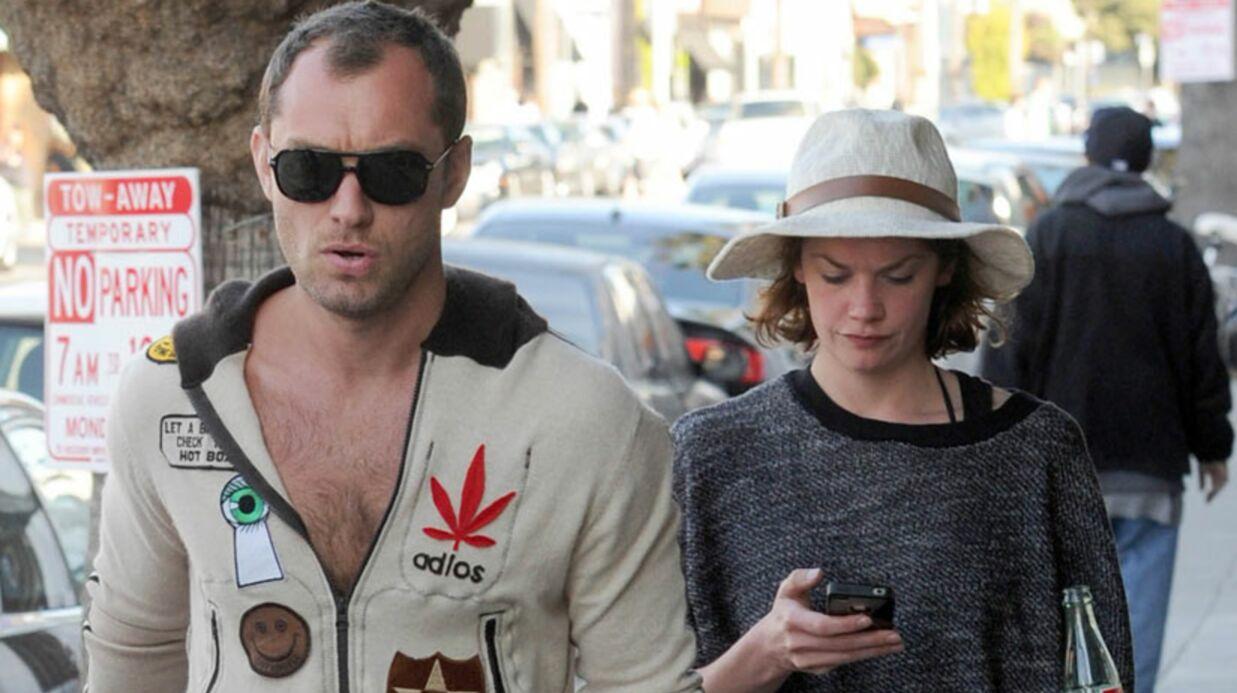 PHOTOS Découvrez la nouvelle copine de Jude Law
