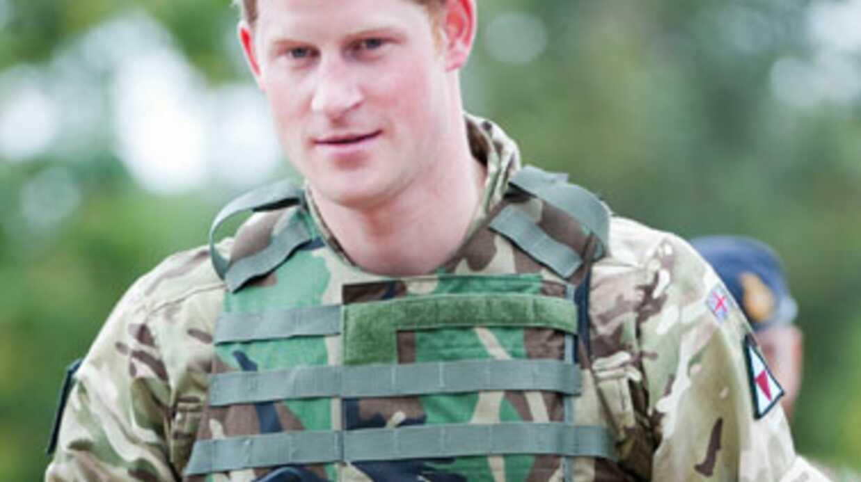 Le prince Harry sommé d'arrêter de boire par l'armée