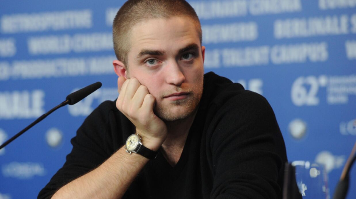 Robert Pattinson furax que Kristen Stewart critique ses sourcils