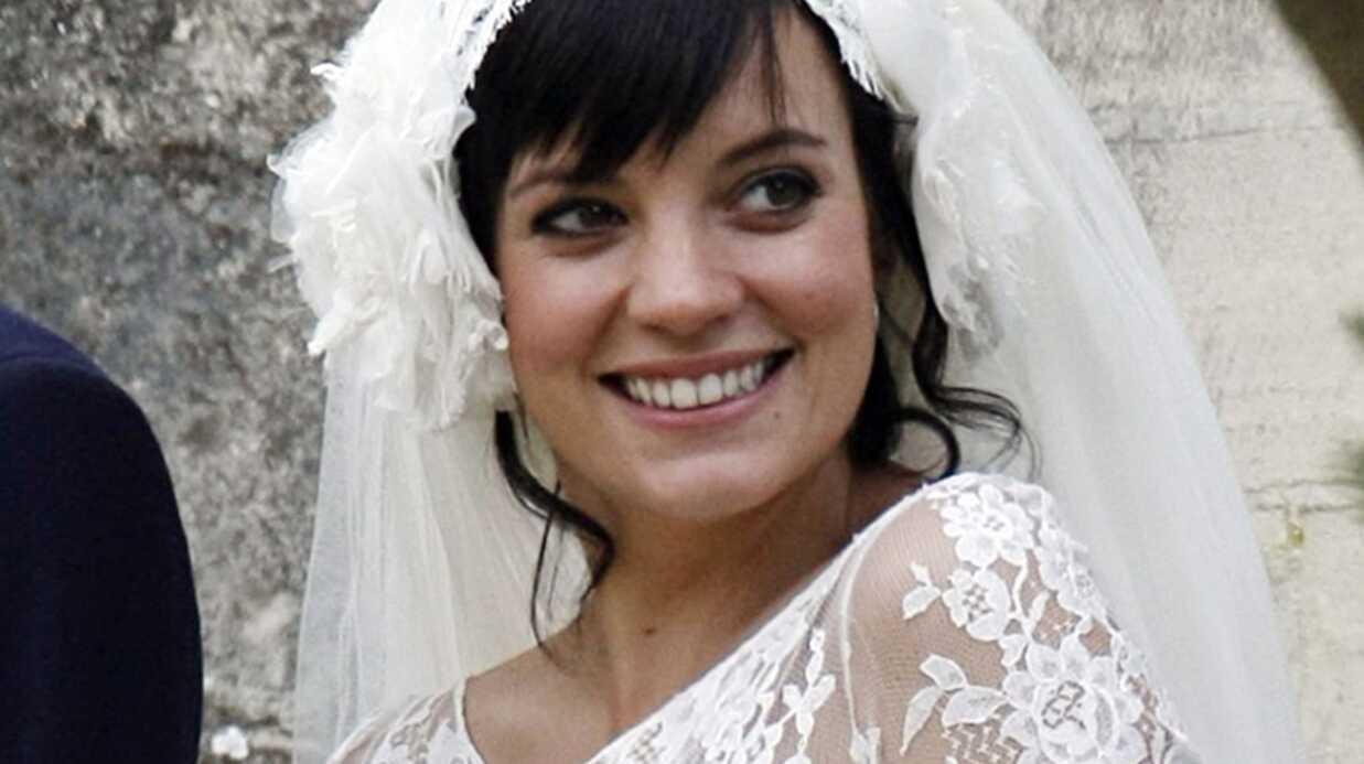 Lily Allen a perdu sa robe de mariée Chanel à 240 000 euros