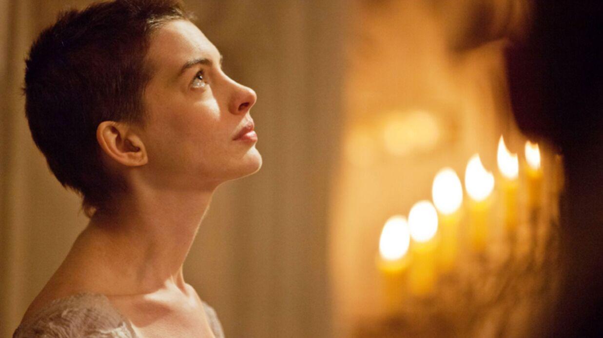 Anne Hathaway s'est remise difficilement du tournage des Misérables