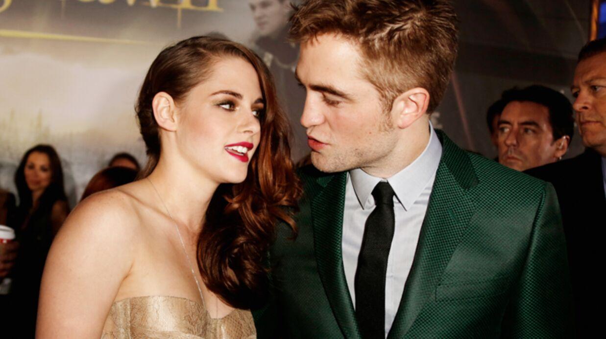 DIAPO Robert, Kristen et les autres à l'avant-première de Twilight
