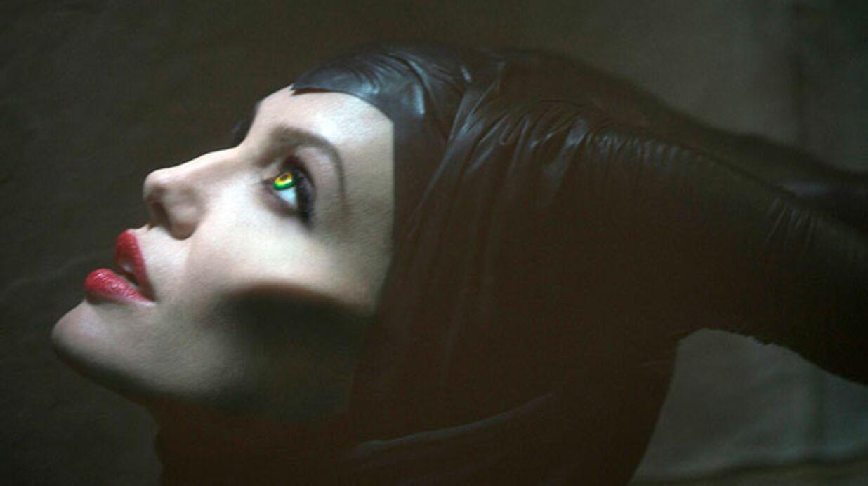 VIDEO Angelina Jolie et sa fille superbes dans le premier trailer de Maléfique
