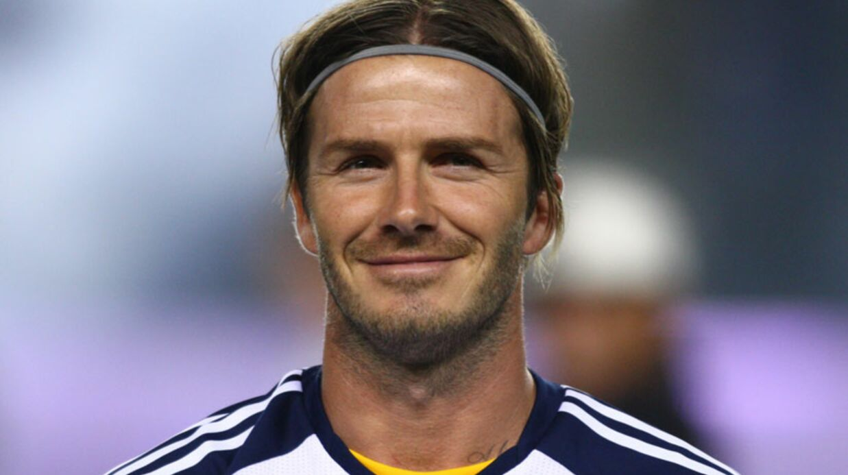 David Beckham cherche un triplex à Paris