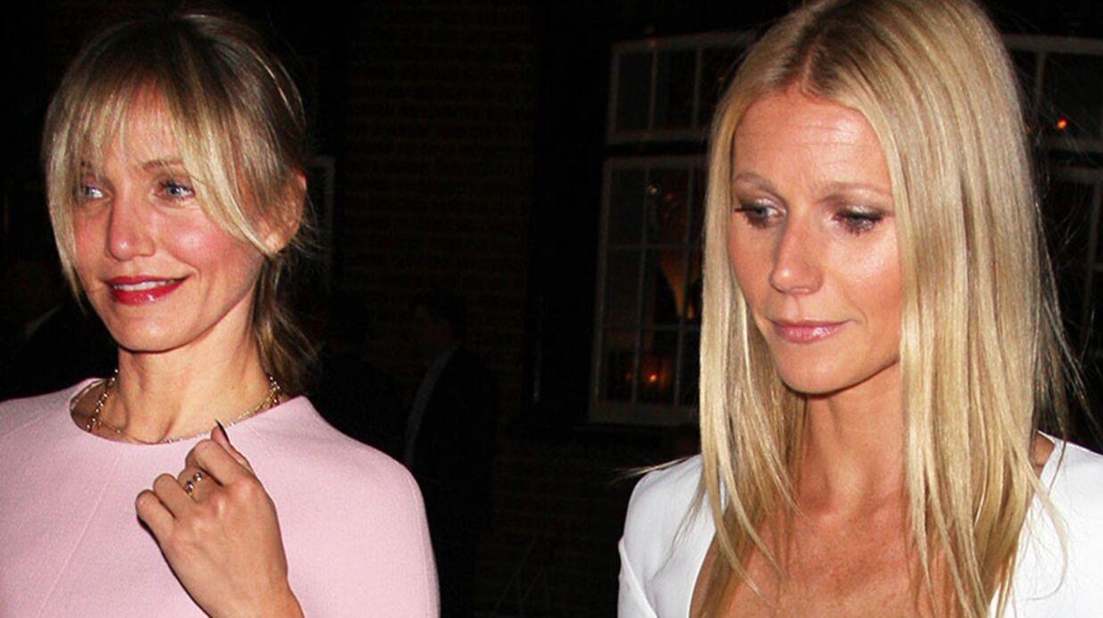 VIDEO Gwyneth Paltrow et Cameron Diaz dans un rap endiablé
