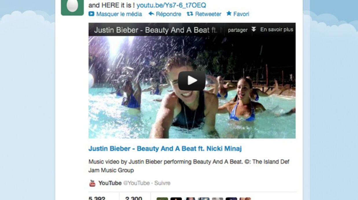 Justin Bieber volé: un joli coup marketing
