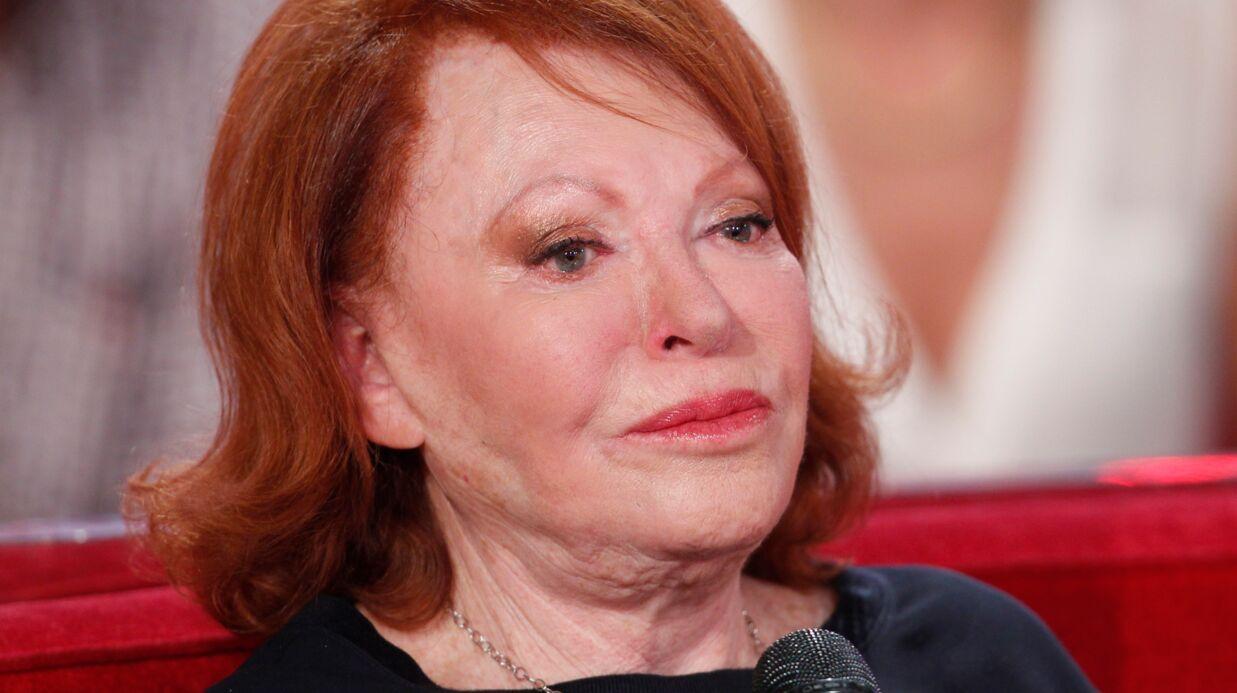 Régine se confie: si elle a fait La Ferme Célébrités, c'était pour amuser son fils, atteint d'un cancer