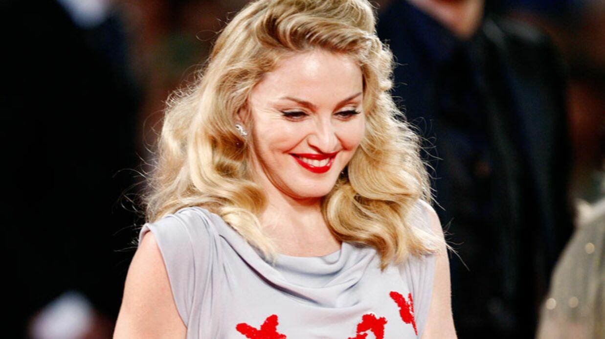 Madonna s'excuse en vidéo pour «l'incident» des hortensias