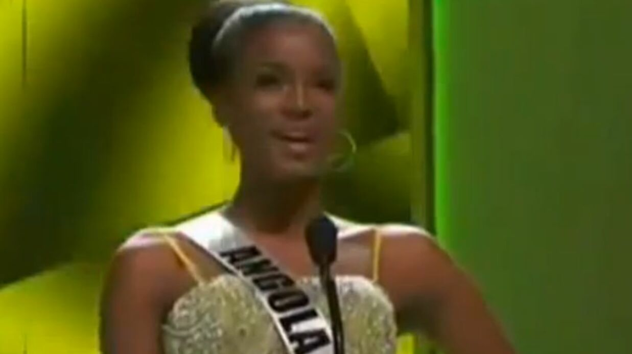 Miss Univers : Miss France battue par Miss Angola
