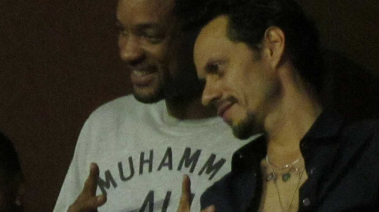 Will Smith : son coup de com' avec Marc Anthony