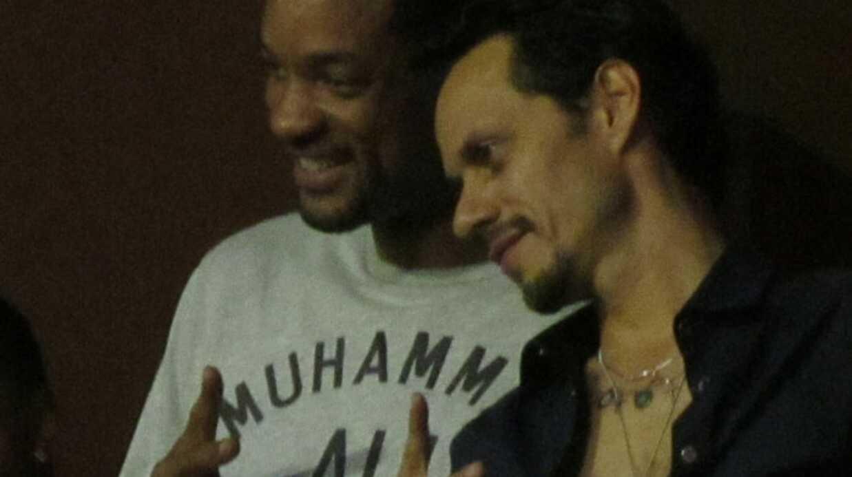Will Smith: son coup de com' avec Marc Anthony