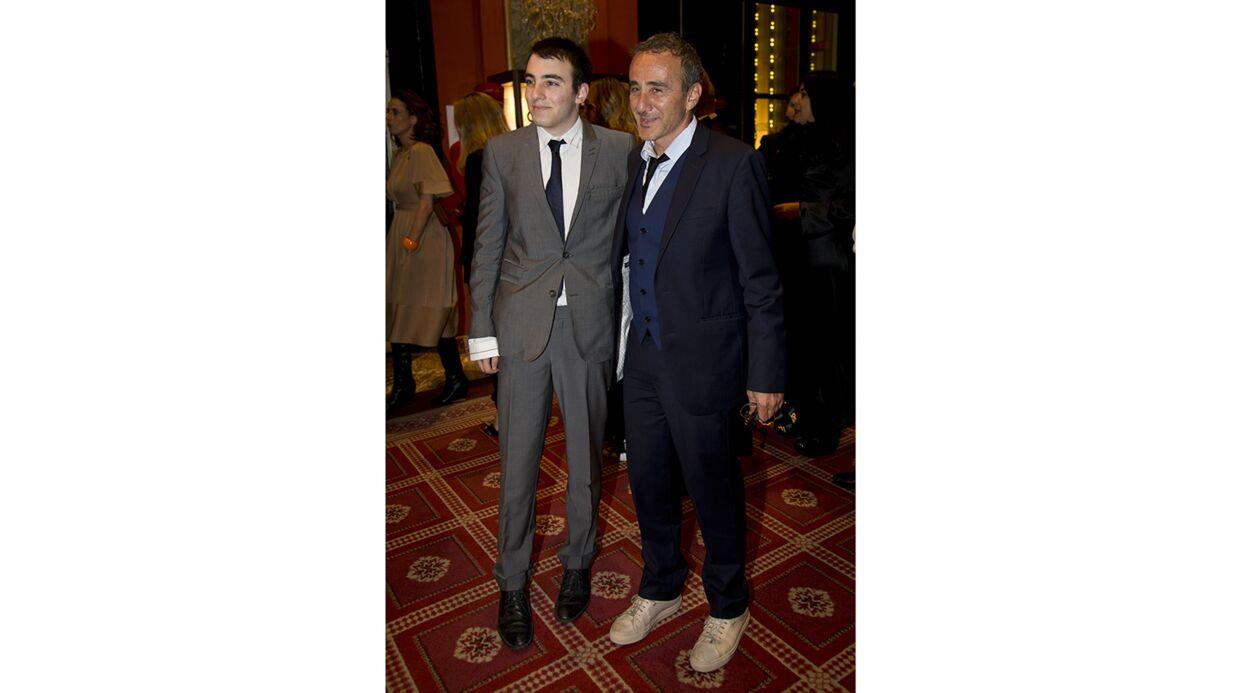 PHOTOS Elie Semoun, fier papa, présente son fils