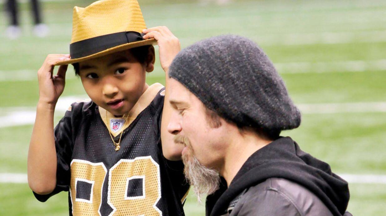 Angelina Jolie et Brad Pitt: leur fils Maddox au cinéma